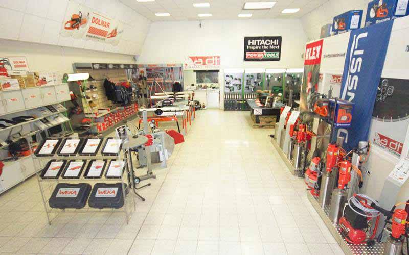 ADT Diamondtools Shoplokal