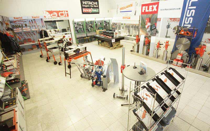 ADT Diamondtools Shoplokal