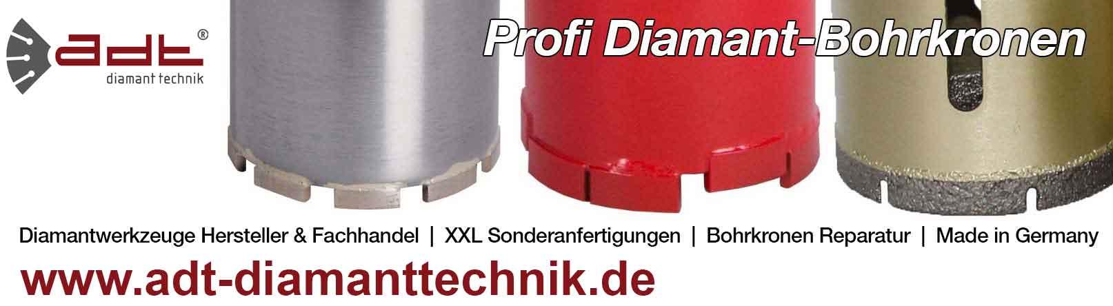 Diamond drill bit professional specialist trade