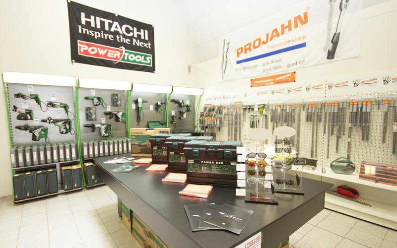 HITACHI tools at ADT Diamondtools