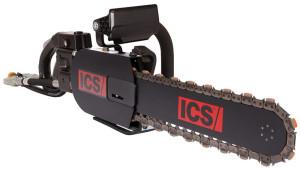 ICS 890 F4 FL Betonkettensäge Hydraulik Kettensäge Bündig