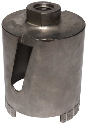 Turbo Dosenbohrer abrasive Materialien Gasbeton Poroton Mauerwerk