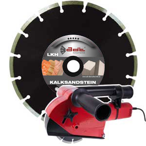 wall grinder diamond cutting discs