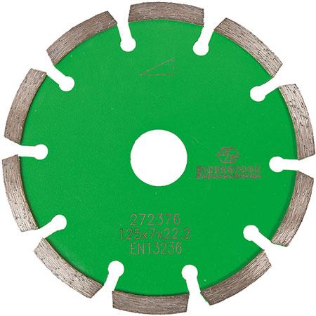 Diamond milling discs