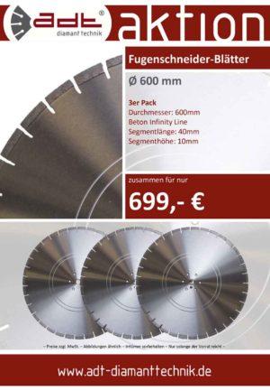 Premium-Fugenschneider-Blätter Sonderangebot