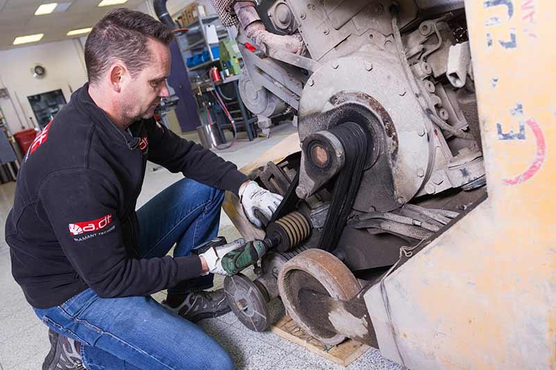 Fugenschneider Service Reparatur