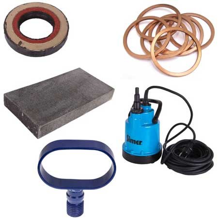 Core drilling technology accessories